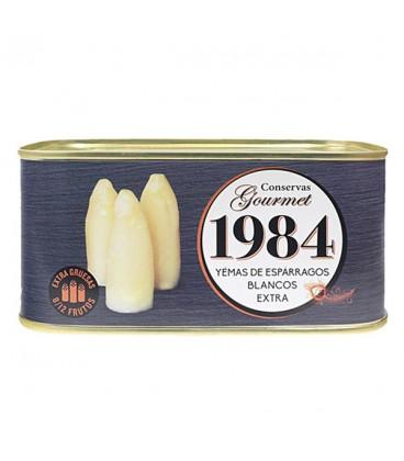 YEMAS DE ESPÁRRAGOS Blancos Extra 720 ml.