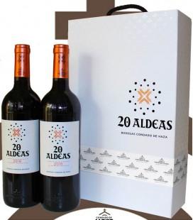 20 ALDEAS 2018  Estuche