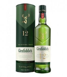 GLENFIDDICH Whisky 0,70L