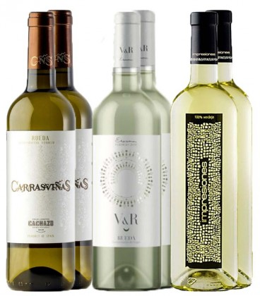 Pack Verdejo Cata de Vino en Casa