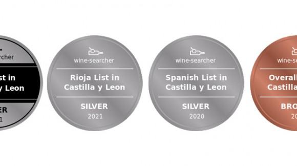 ¡Vinos Con Gusto ha sido galardonado en los Wine-Searcher's 2021 Retailer Awards!