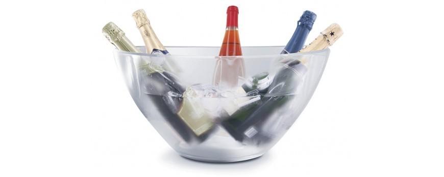 Cada vino tiene su temperatura óptima